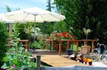 """Nature Campsite at the """"Ferme de L'Aube"""""""