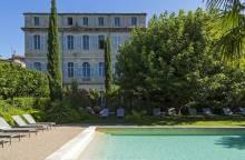 The Château de Mazan
