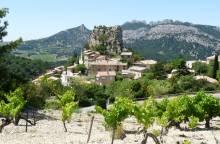 Fietsroute - Tussen Mont-Ventoux en de (...)
