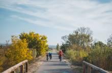 La Véloroute - Voie Verte du Calavon - La Méditerranée à vélo EV8