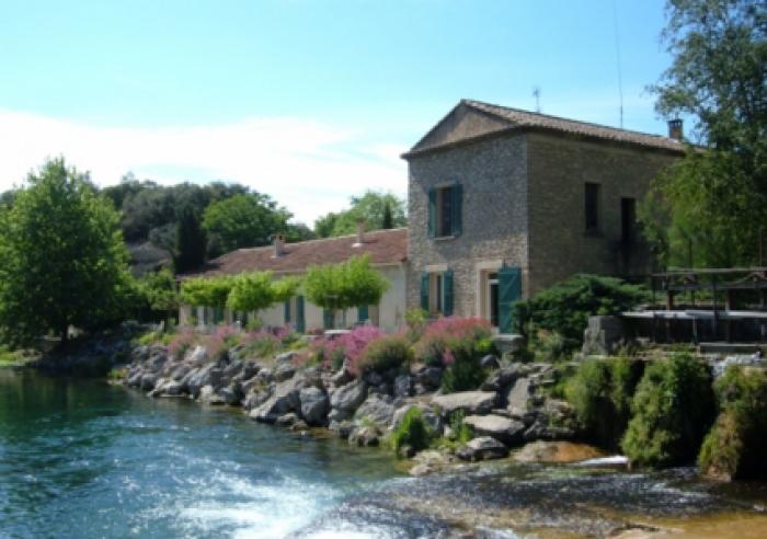 Moulin de l'Aqueduc Le Mésange