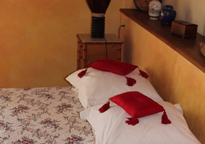 La mandarine chambre d 39 h tes piolenc chateauneuf du for La chambre mandarine