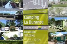 Interkommunaler campingplatz La Durance
