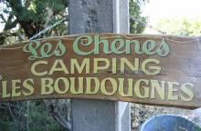Boerderijcamping Les Boudougnes
