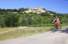 Circuit vélo - Entre plaine et piémont