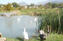 Lac des Palivettes et son parcours sportif