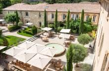 Hotel Restaurant Château de Massillan