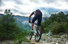 GTV per mountainbike Etappe 1.1 Savoillans (...)