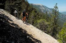 GTV per mountainbike Etappe 3 - Van Bedoin (...)