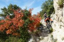 GTV per mountainbike Etappe 9 – Van (...)