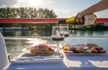 Bateau restaurant Le Mireio - Grands Bateaux de Provence
