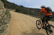 Mountainbikeroute door Pays d'Aigues