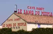 Weinkeller Jamet Le Sang du Peuple