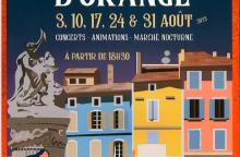 Les Jeudis d'Orange