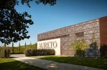 Vignoble Aureto - Chai de vinification / (...)