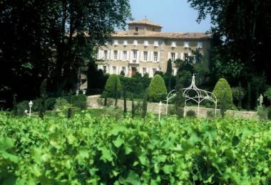 Foire aux vins au Château Pesquié