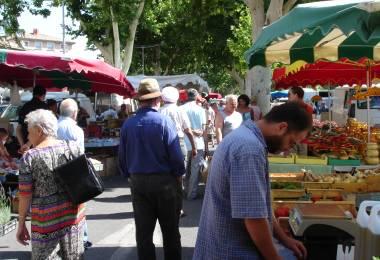 Marché Provençal de Carpentras