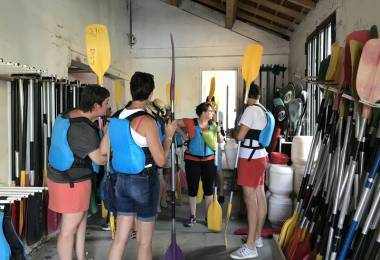 Club Canoë Kayak Islois