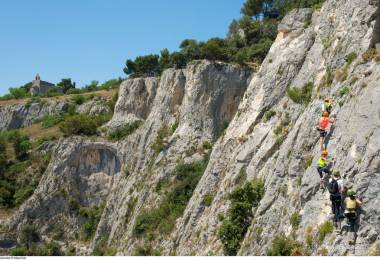 Site d'escalade - Cavaillon