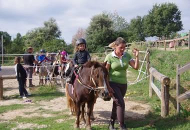 """Centre équestre """"Les cavaliers de la ..."""