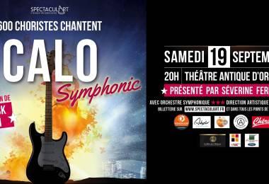 Calogero Symphonic