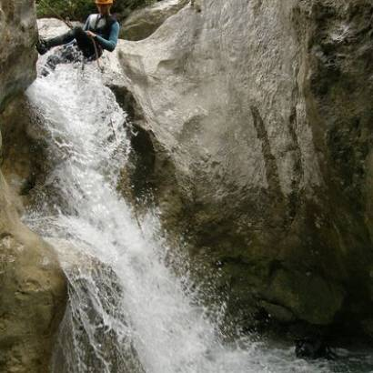 Canyoning with the ASPA