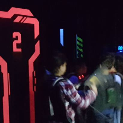 Laser Game Evolution Avignon
