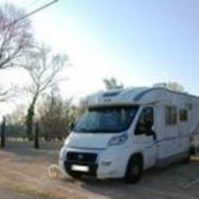 Aire de camping cars