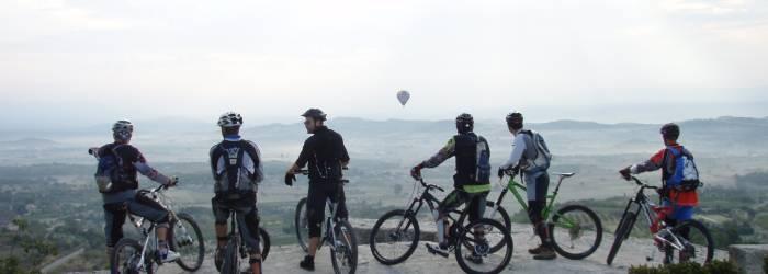 VTT n°46 - Petit Tour de Gordes