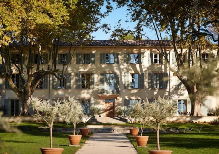 Domaine de fontenille hotel restaurant lauris luberon - Le domaine de fontenille ...