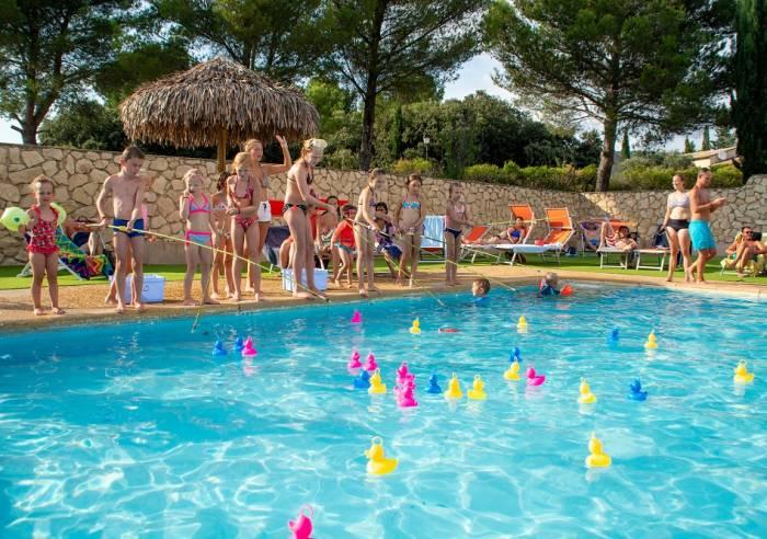 Les Hautes Prairies Campsite