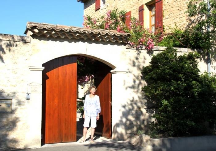 Une Treille en Provence