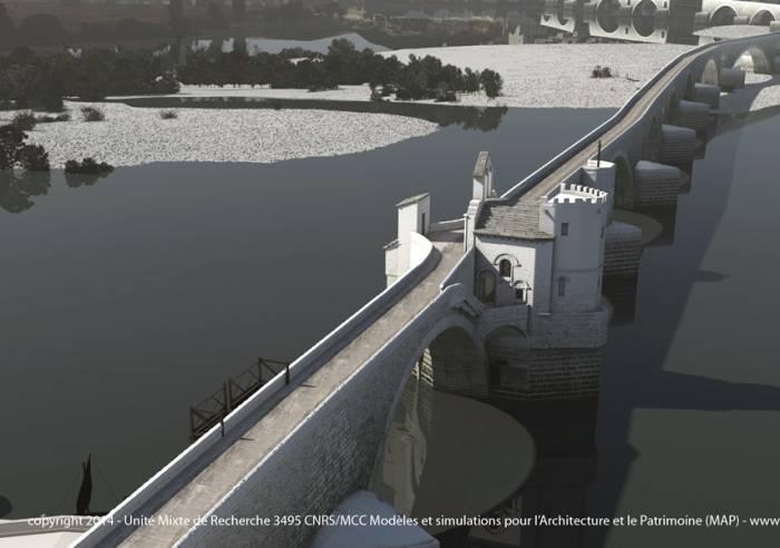 Pont d'Avignon (Saint Bénezet)