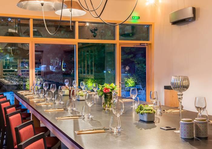 Restaurant Château de Massillan
