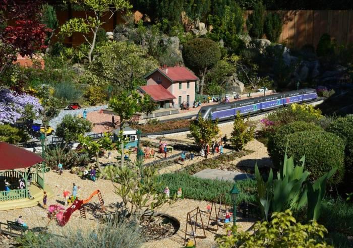 Le Jarditrain - Parc de loisirs