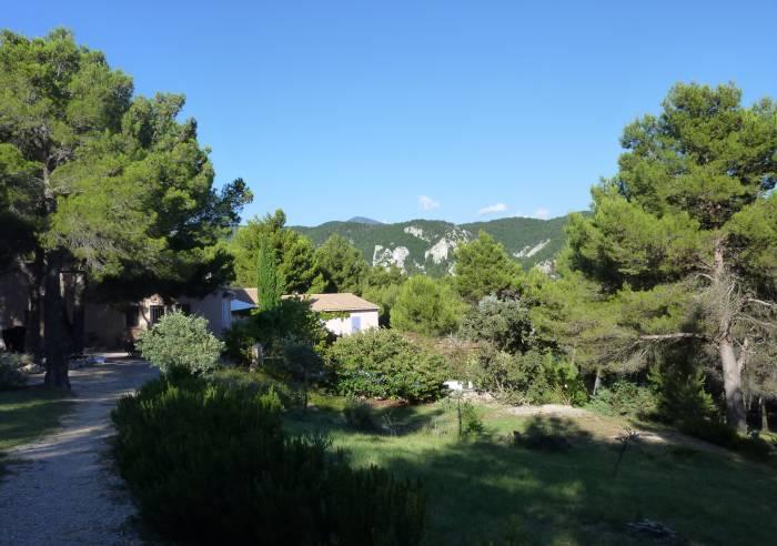 Gîte la Pinède du Barroux - Rasteau