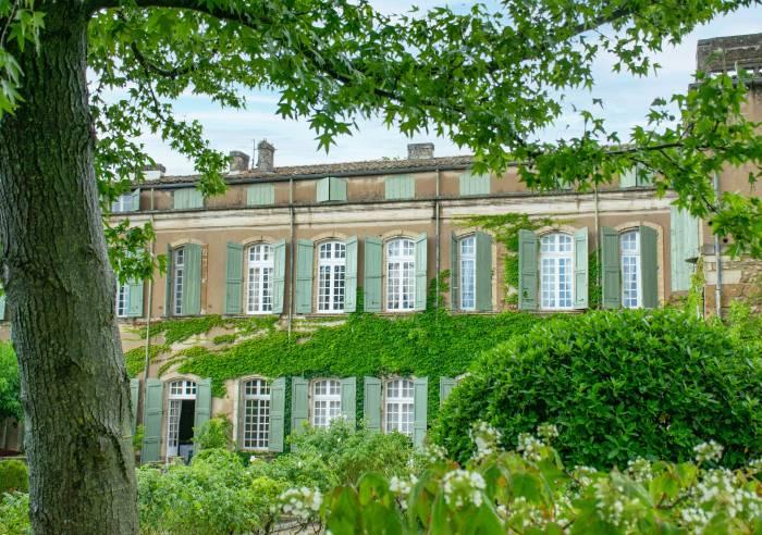 Parc et jardin du ch teau de brantes visites monuments for Parc et jardin